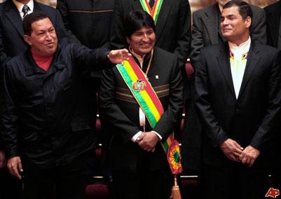¿Cuánto mide Evo Morales? - Altura - Real height Petras10