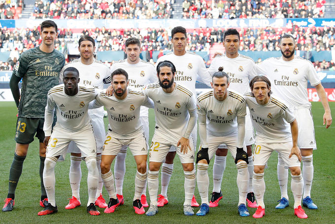 ¿Cuánto mide Casemiro? - Altura - Real height Real-m10