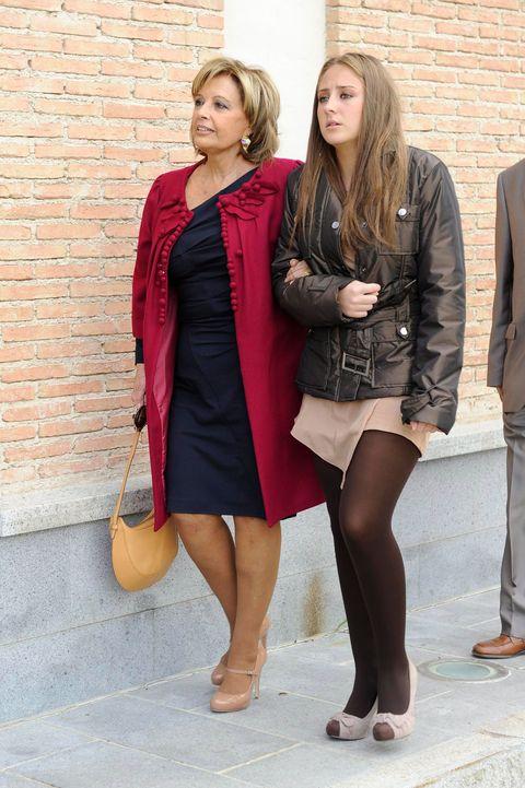 ¿Cuánto mide María Teresa Campos? - Altura Rocio-12