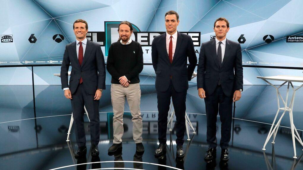 ¿Cuánto mide Santiago Abascal? - Estatura real: 1,80 - Página 8 Sanche11