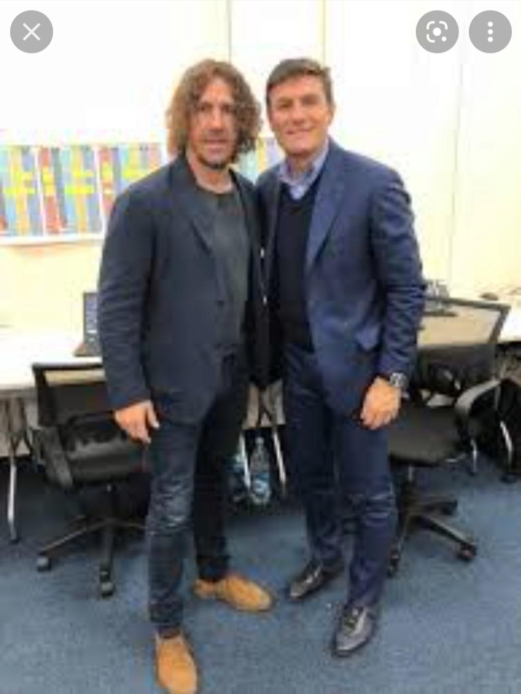 ¿Cuánto mide Javier Zanetti? - Altura - Real height Screen73
