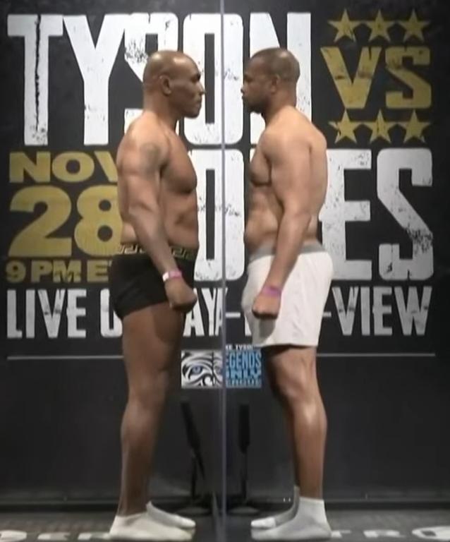¿Cuánto mide Mike Tyson? - Altura - Real height - Página 2 Tyson-10