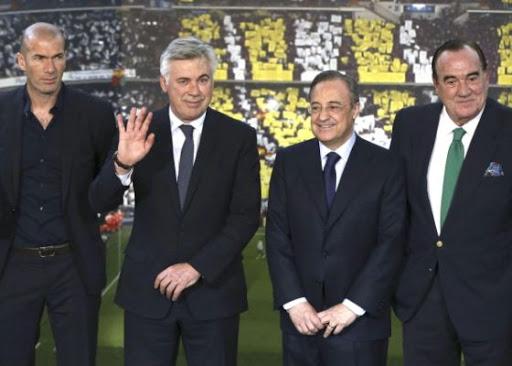 ¿Cuánto mide Carlo Ancelotti? - Altura - Real height Unname14