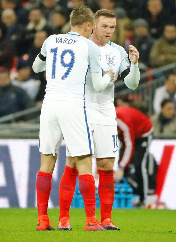 ¿Cuánto mide Jamie Vardy? - Real height Wayne-10