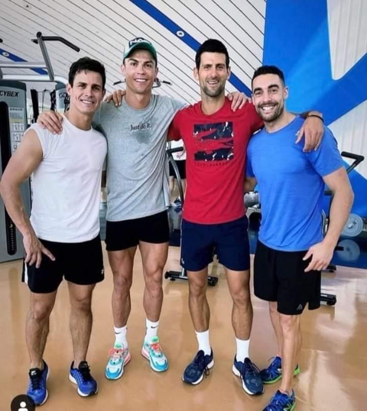 ¿Cuánto mide Novak Djokovic? - Altura - Real height Whatsa10