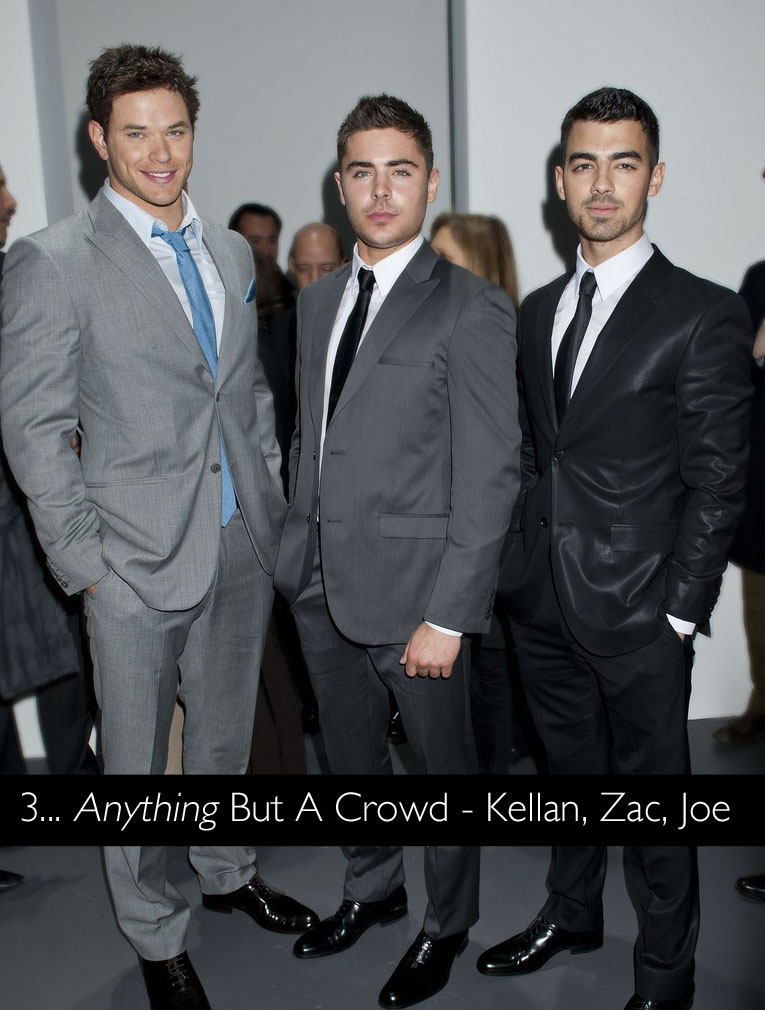 ¿Cuánto mide Joe Jonas? - Altura - Real height Zac-ef10