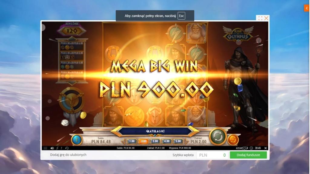 Screenshoty naszych wygranych (minimum 200zł - 50 euro) - kasyno - Page 22 Golaso10