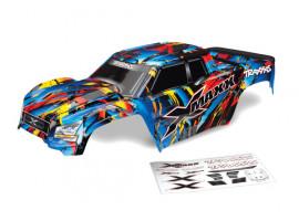 Carro rock n'roll pour xmaxx Traxxa10