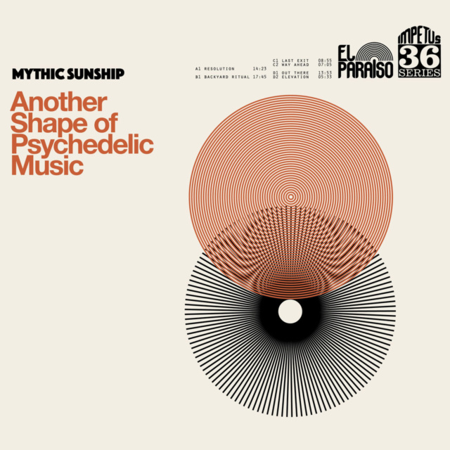 Mythic Sunship - Changing Shapes (2020) Live At Roadburn 2019 Mythic10