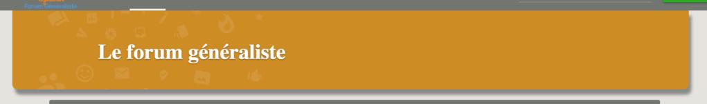 AwesomeBB : Image du header fixe Header11