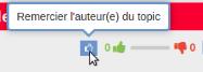 """Modifier les icônes et textes des boutons """"Afficher"""" et """"Cacher"""" des catégories Merci11"""