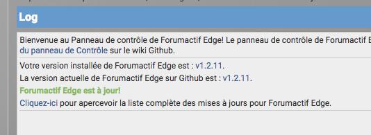 [Mise à jour] Mettre à jour Forumactif Edge Update12