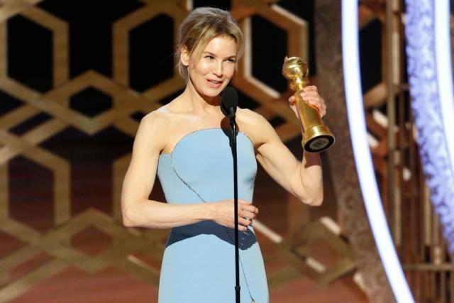 芮妮齊薇格睽違17年,以《茱蒂》勇奪金球獎電影戲劇類影后 003aun11