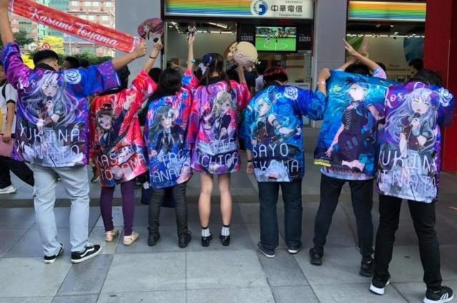 《BanG Dream! FILM LIVE》映前打CALL特映場 炎炎烈日不滅邦邦粉熱情 打CALL打到手痠仍熱力應援! 1117_o10