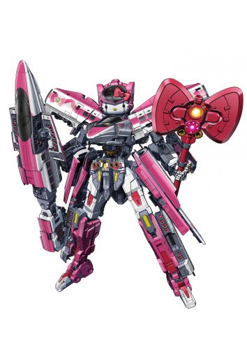 全球知名的吉祥物Hello Kitty與機器人動畫《新幹線變形機器人 Shinkalion》傳出合作消息! 20200111