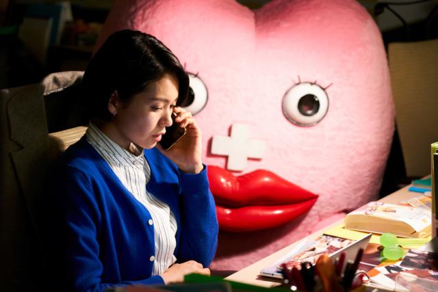 《每個月來訪一次的月經醬》二階堂富美拍戲偶曝生理期不太上相 Aaeuao32