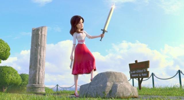 《紅鞋公主與七矮人》全台上映四天即破2百萬 勇奪本週動畫新片冠軍 Aoaoay20