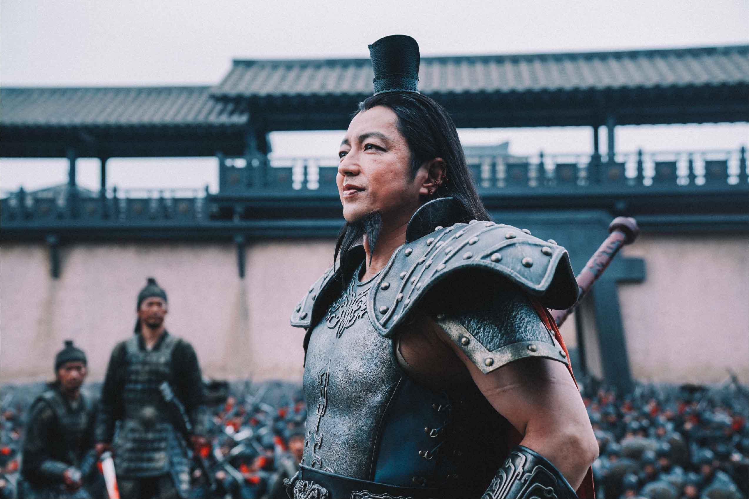 漫畫改編日本年度真人版票房冠軍電影《王者天下》即將於7月19日全台上映! Aouoaa10