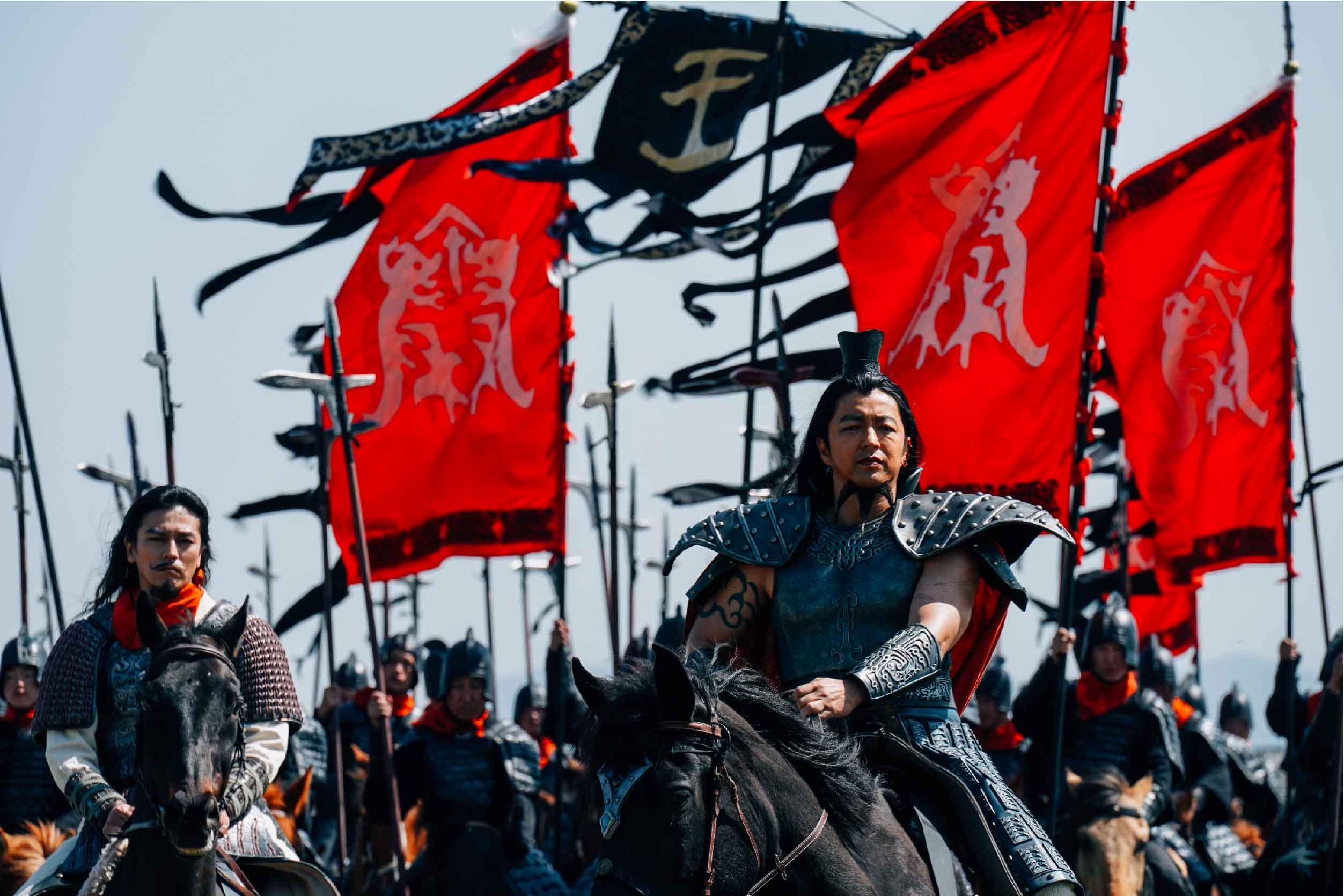 漫畫改編日本年度真人版票房冠軍電影《王者天下》即將於7月19日全台上映! Aouoaa11