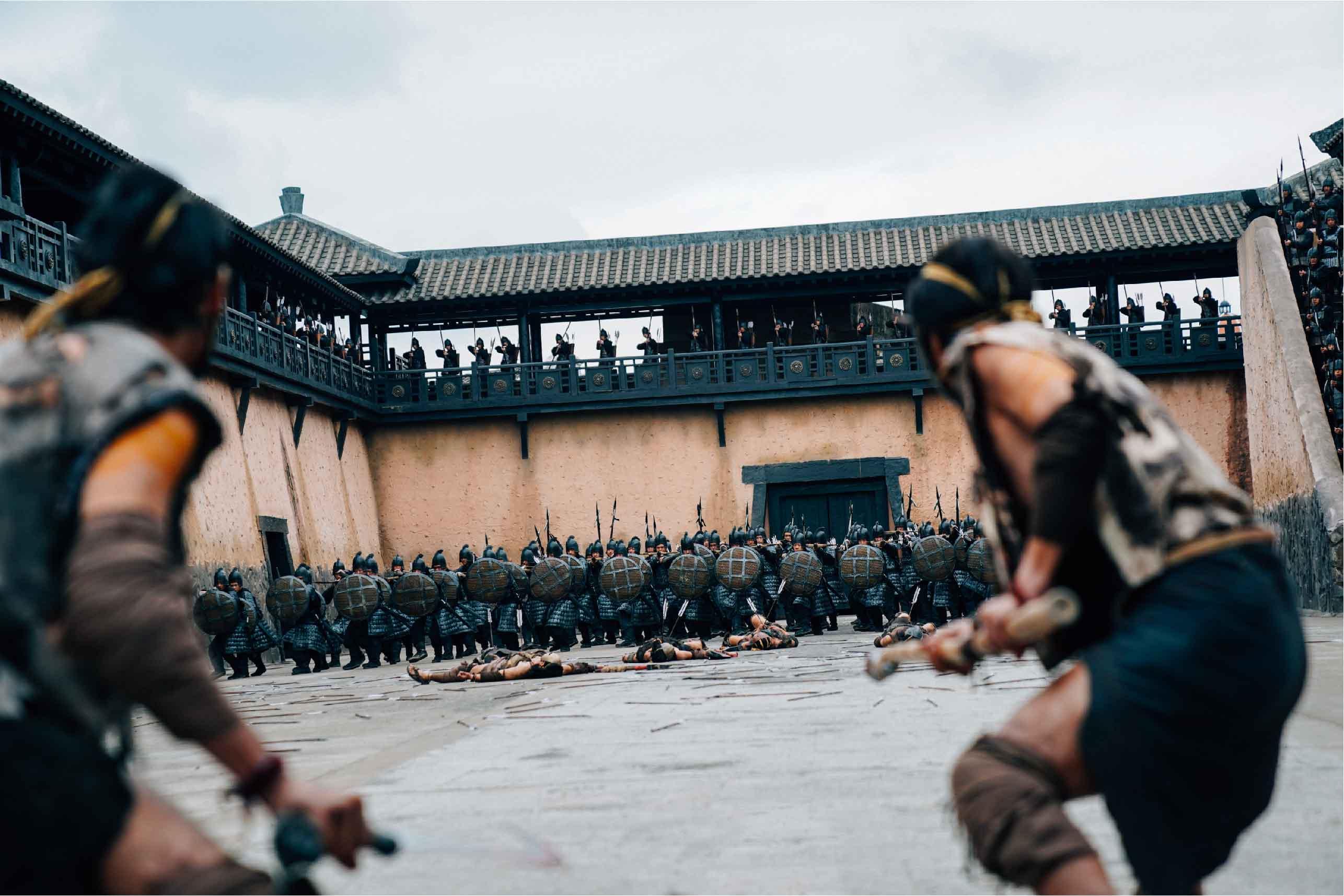 漫畫改編日本年度真人版票房冠軍電影《王者天下》即將於7月19日全台上映! Aouoaa13