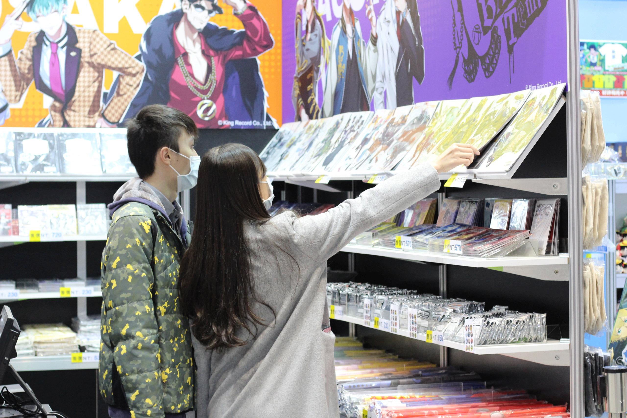 2020動漫 ICHIBAN JAPAN日本館 不畏寒流疫情 開館首日猛灌爆量人潮瘋搶周邊 Ayeiao10
