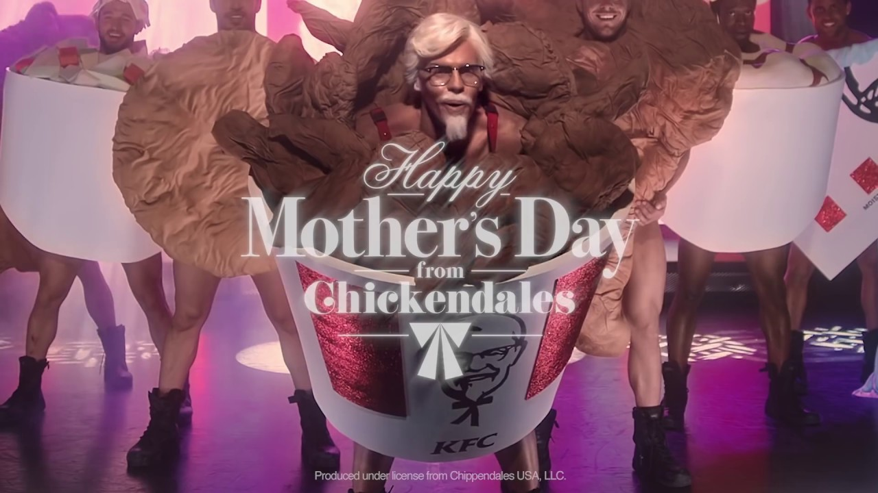 KFC推母親節特別活動 Kfc10