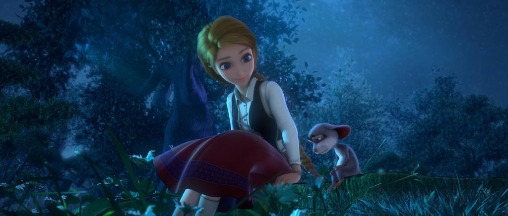 《仙戒奇緣 Cinderella and the Secret Prince》 10.09 顛覆童話  中文版上映 共度魔幻國慶 Still-10