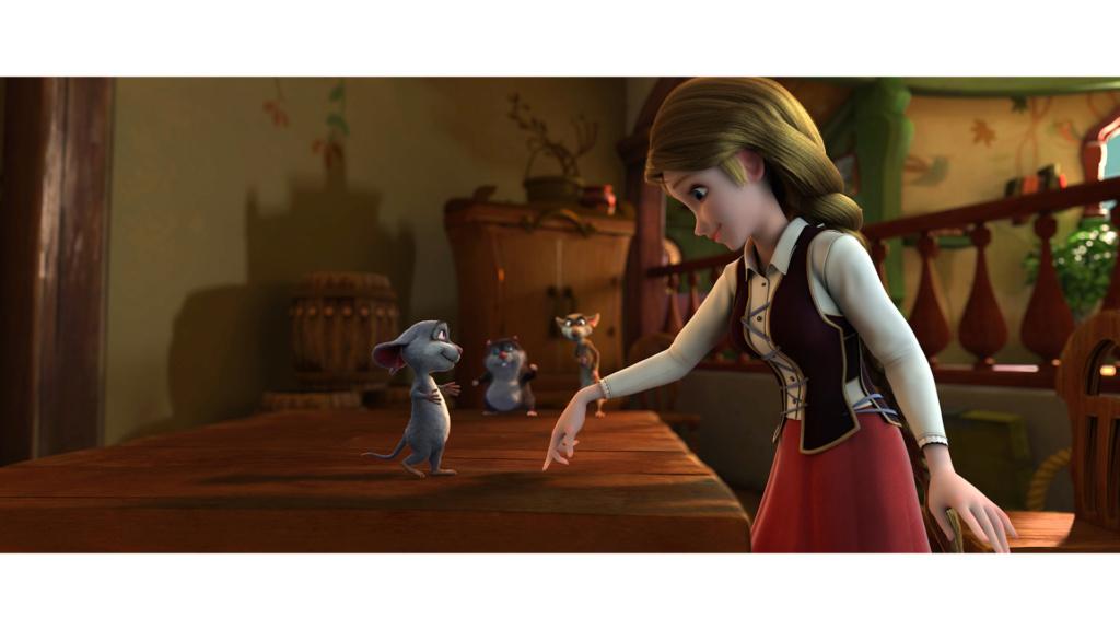 《仙戒奇緣 Cinderella and the Secret Prince》 10.09 顛覆童話  中文版上映 共度魔幻國慶 Still-12