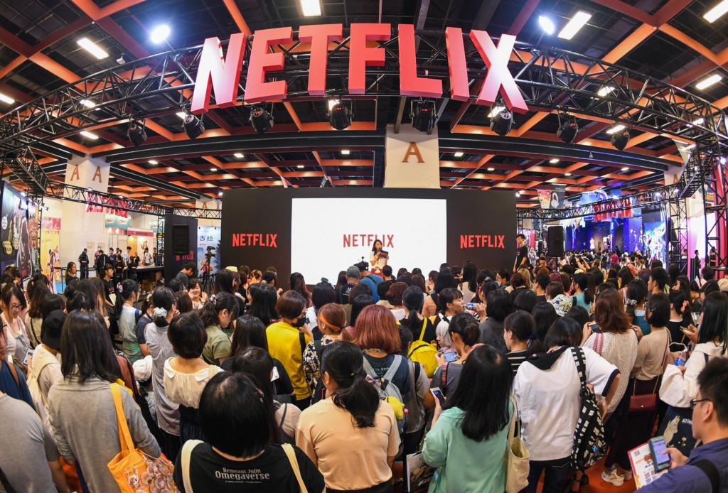 Netflix 台北漫畫博覽會初體驗大成功!星光陣容嗨翻全場粉絲引爆年度盛會最高潮 Taipei21