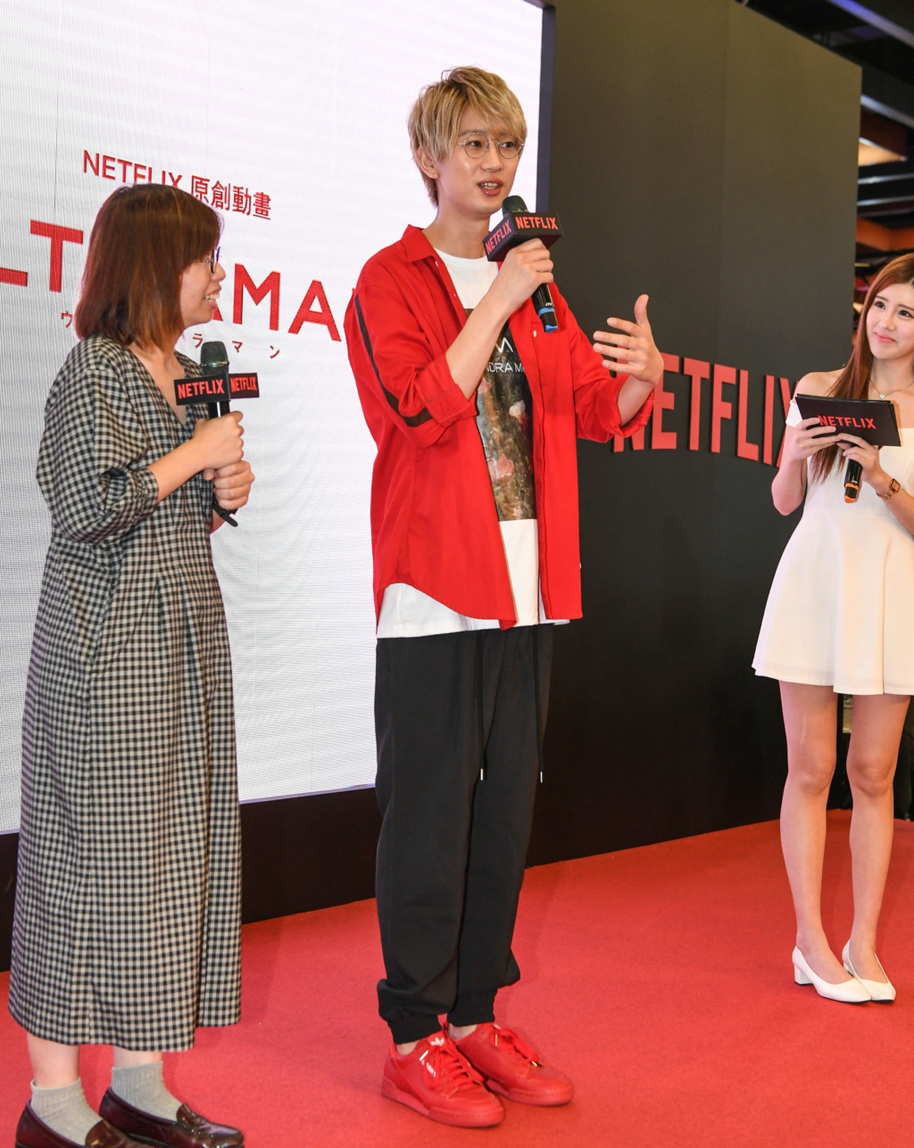 Topics tagged under netflix on 紀由屋分享坊 Taipei25