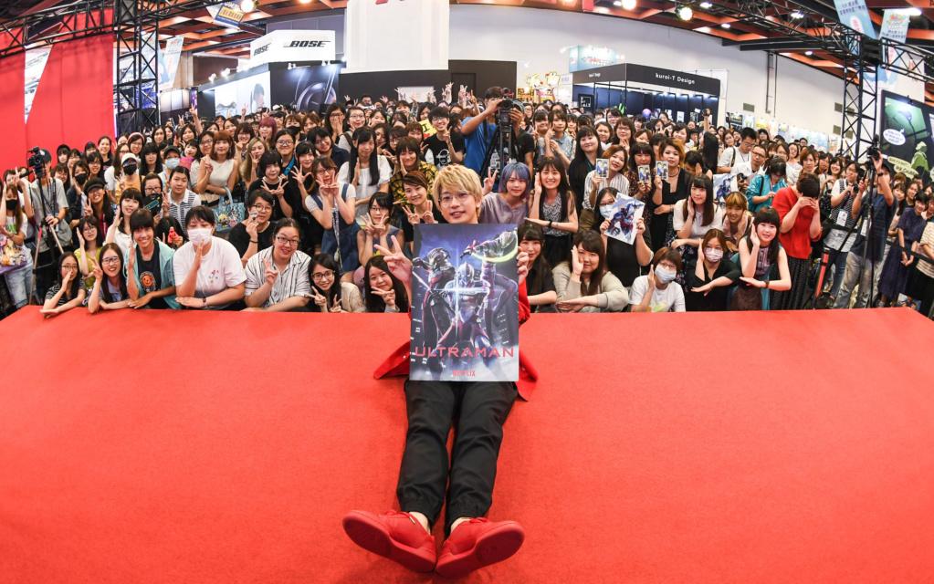 Netflix 台北漫畫博覽會初體驗大成功!星光陣容嗨翻全場粉絲引爆年度盛會最高潮 Taipei28
