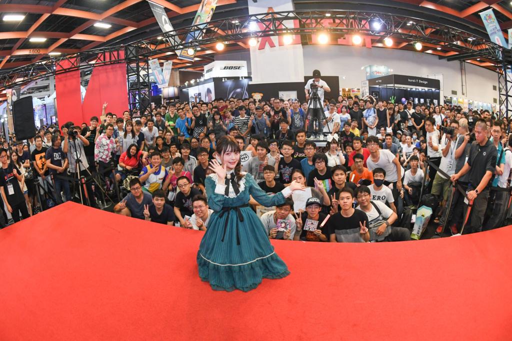 Netflix 台北漫畫博覽會初體驗大成功!星光陣容嗨翻全場粉絲引爆年度盛會最高潮 Taipei34