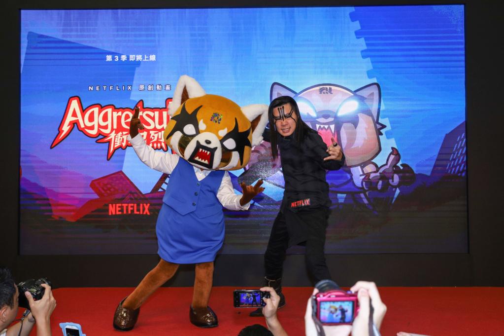 Netflix 台北漫畫博覽會初體驗大成功!星光陣容嗨翻全場粉絲引爆年度盛會最高潮 Taipei37