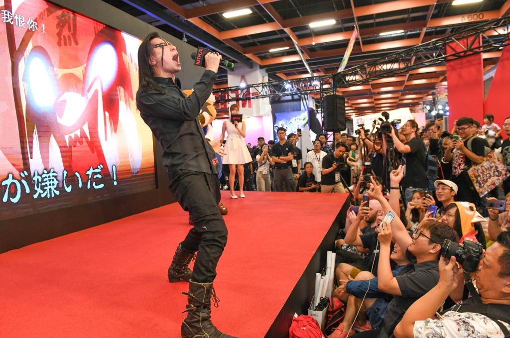 Netflix 台北漫畫博覽會初體驗大成功!星光陣容嗨翻全場粉絲引爆年度盛會最高潮 Taipei38