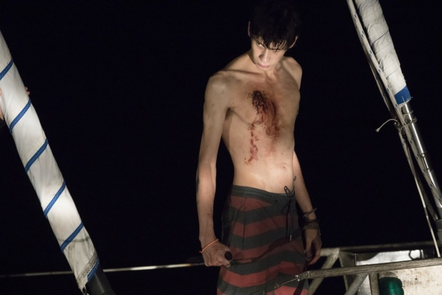 《鬼船瑪麗號》詛咒鬼船,最驚悚的海上死亡之旅啟航 Yio_oa14