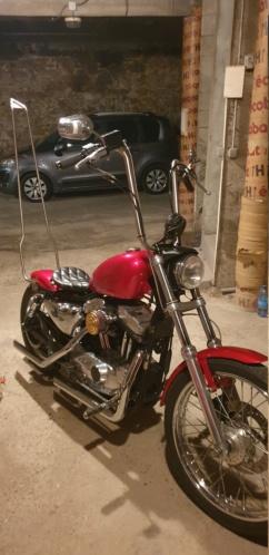 un sporster dans le garage 20200714