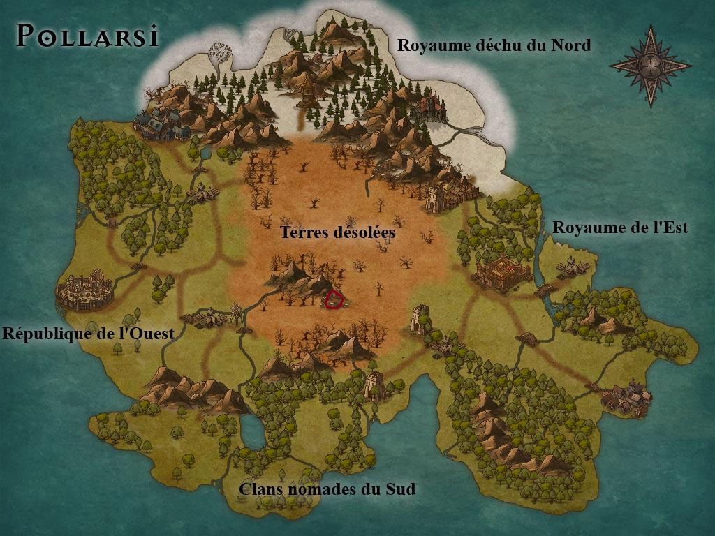 ARC 7 : Annexe du Journal du Solstice Map11
