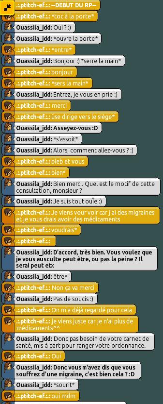 [C.H.U] Rapports d'actions RP de Ouassila_jdd Rp110
