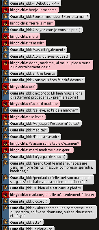 [C.H.U] Rapports d'actions RP de Ouassila_jdd Rp111