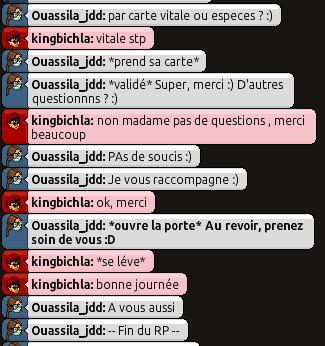 [C.H.U] Rapports d'actions RP de Ouassila_jdd Rp311