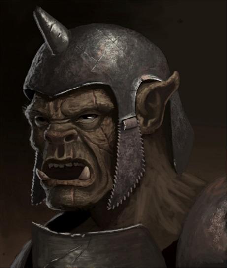 Chapter 6: Assault on Urgruem Caverns Orc_wa11