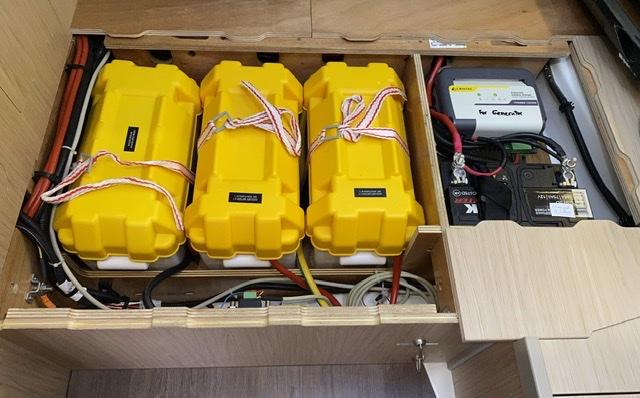 Batteries Exide HS > passage au gel  5148e810