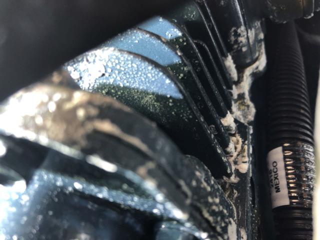 Générateur Onan - défaillance de la pompe à eau Img_7214