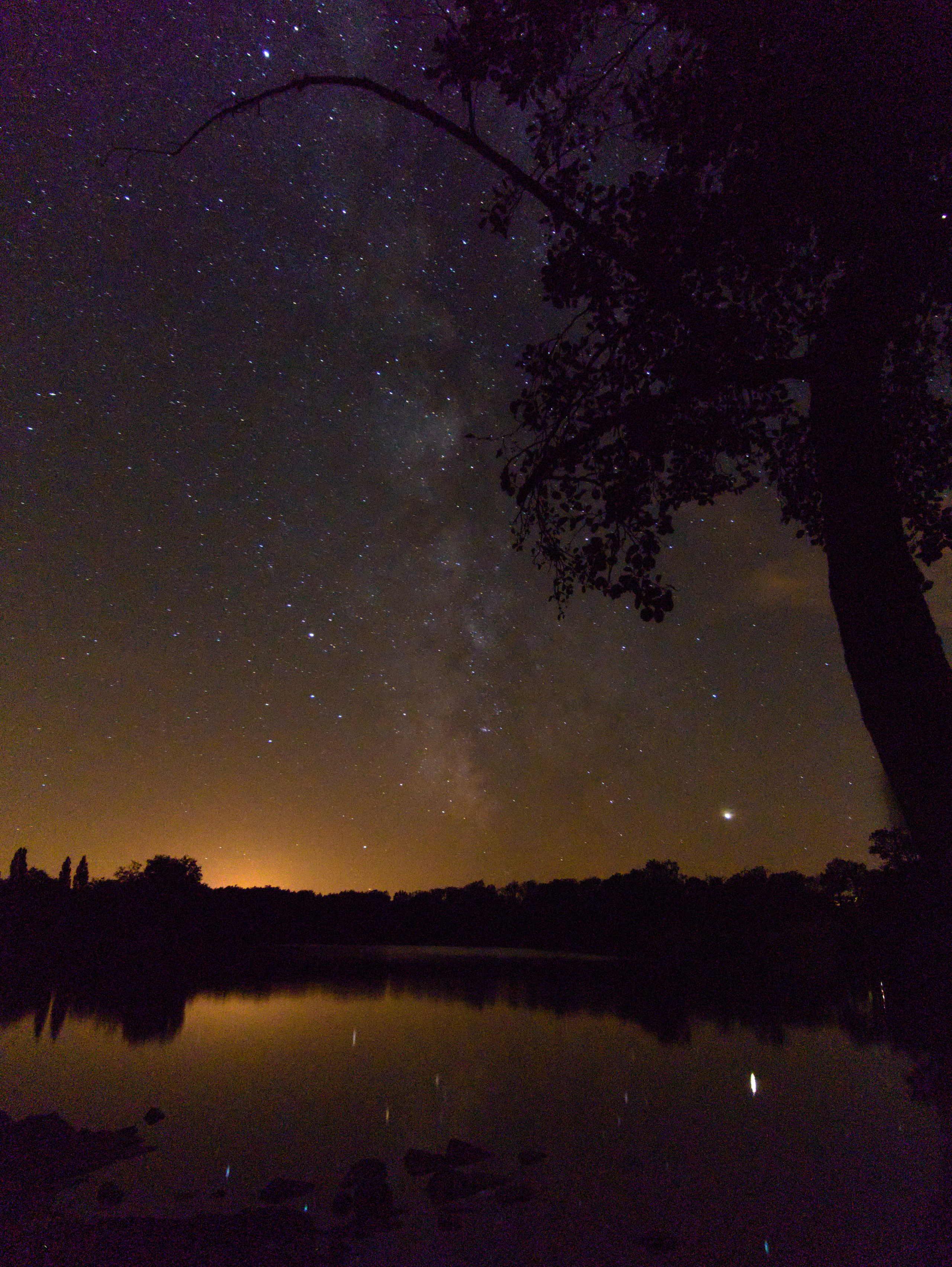 Ciel étoilé nuit du 3 au 4 Août 2019 P1120811