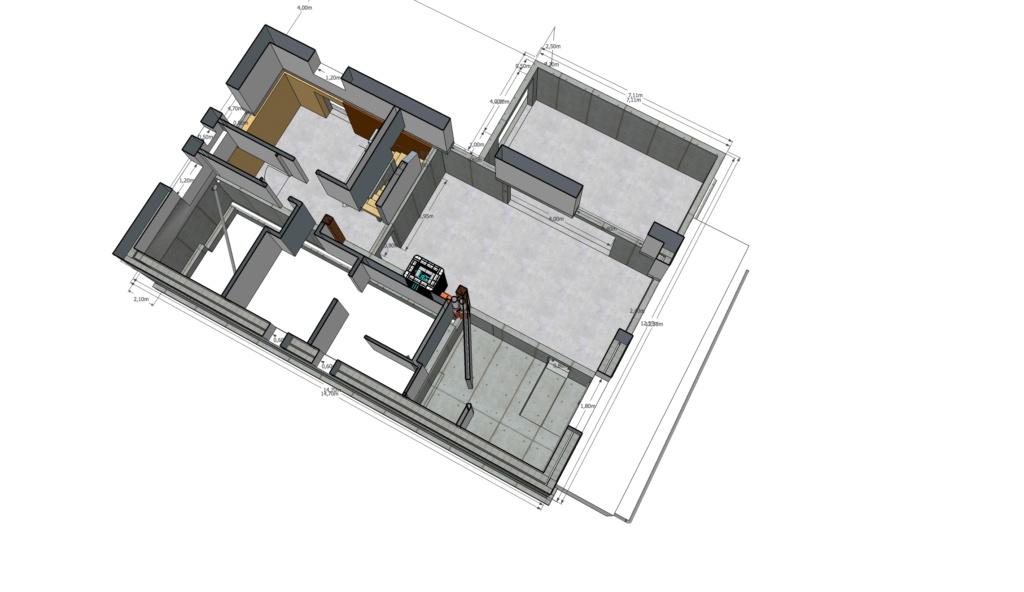 mur chauffant Maison10