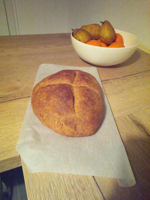 Aujourd'hui j'ai fait mon pain. - Page 3 Pain10