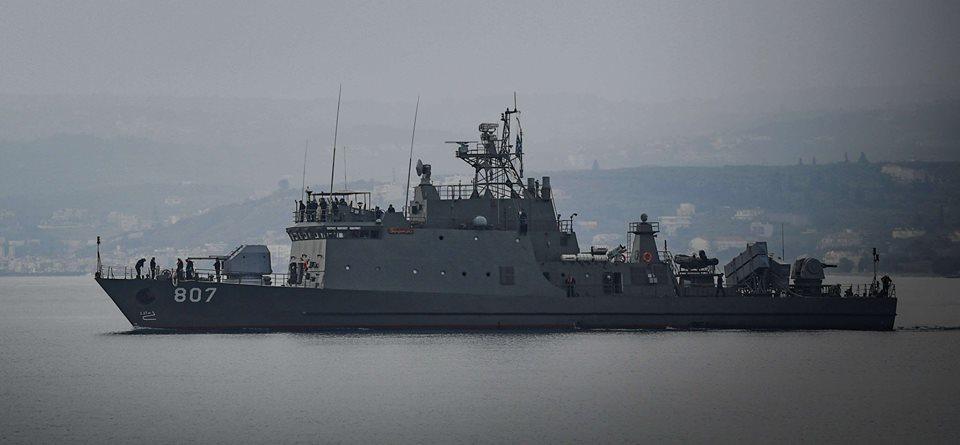 جديد السفن الحربية التي تصنعها الجزائر.. 5510