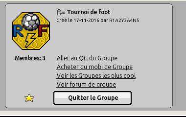 Tournois de Football : Liste des Matchs / Scores ... Badge10