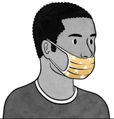 Nouveauté - Boîte de Masques du Nouvel An Image_40