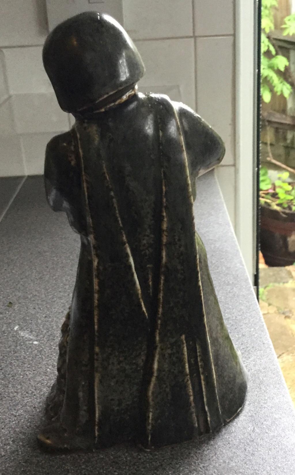 Pottery figure, Scandinavian? A2779310